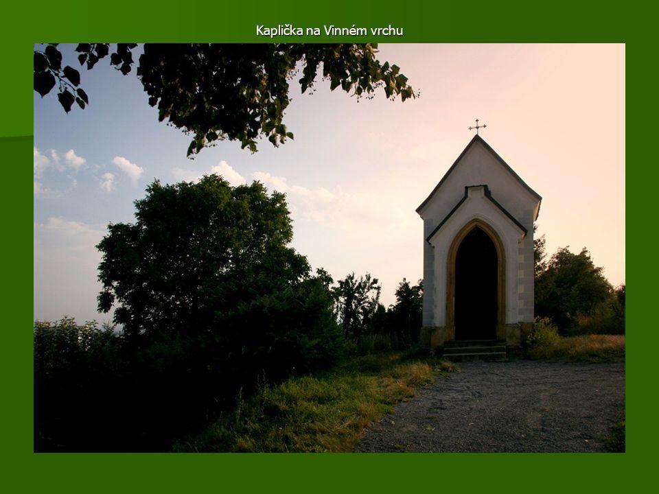 Kaplička na Vinném vrchu