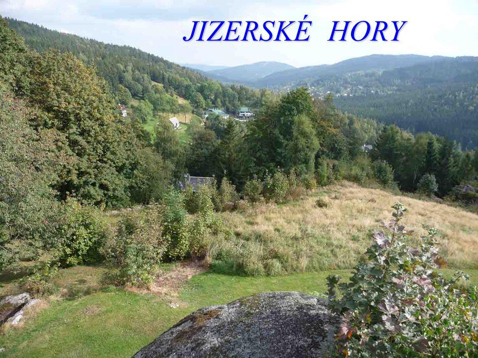 JIZERSKÉ HORY 1