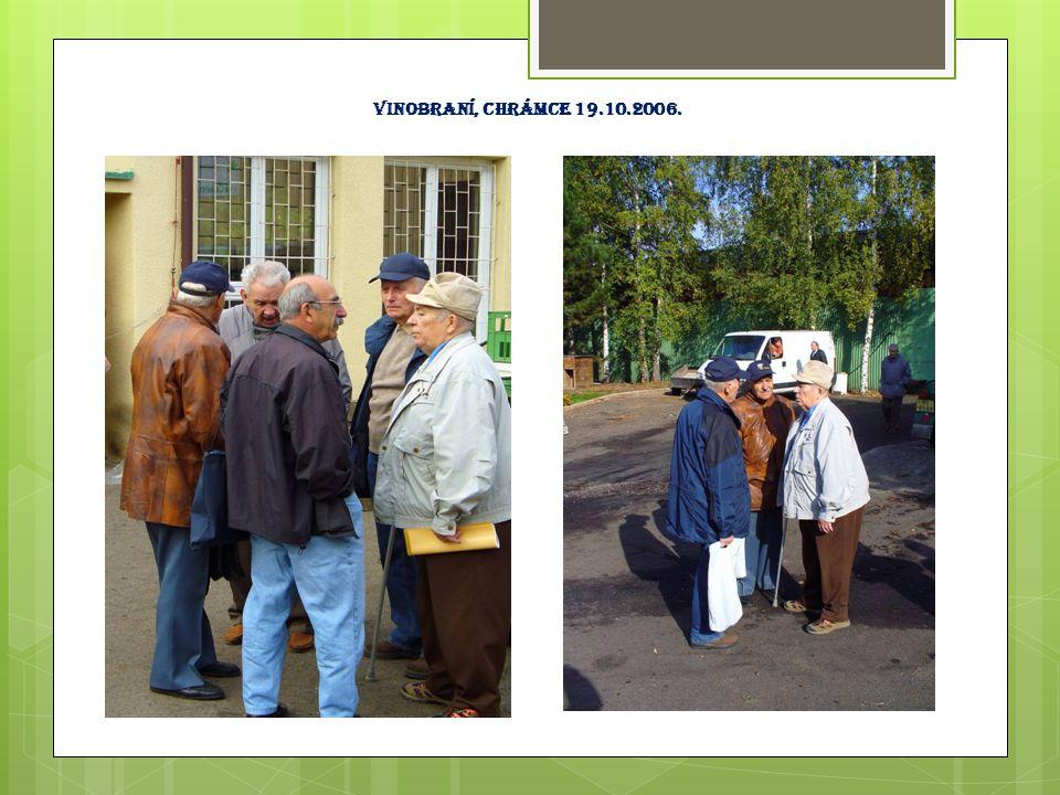 Vinobraní, Chrámce 19.10.2006.
