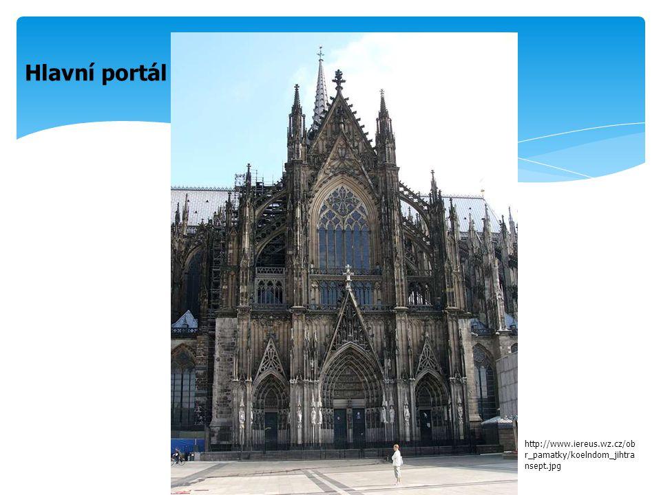 Hlavní portál http://www.iereus.wz.cz/obr_pamatky/koelndom_jihtransept.jpg