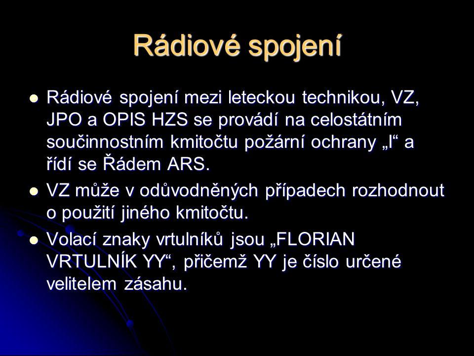Rádiové spojení