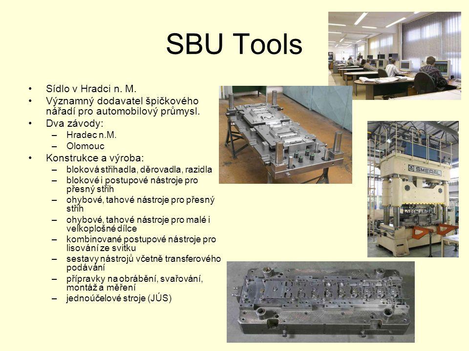 SBU Tools Sídlo v Hradci n. M.
