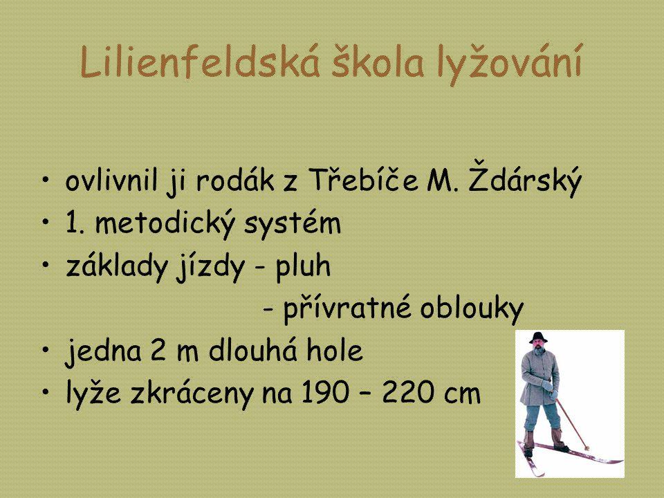 Lilienfeldská škola lyžování