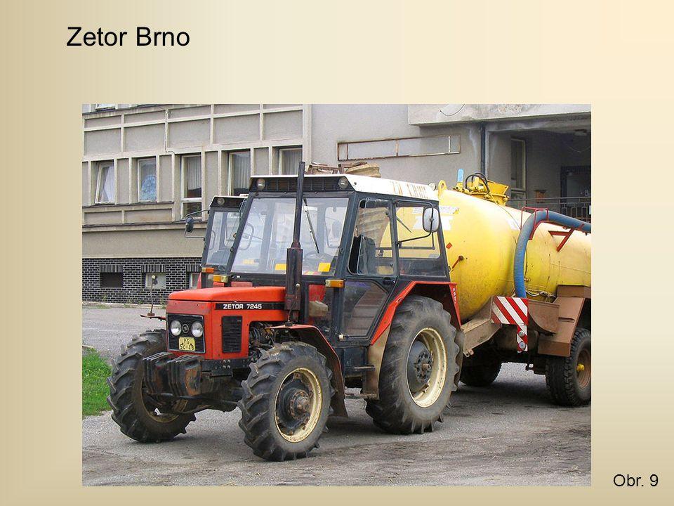 Zetor Brno Obr. 9