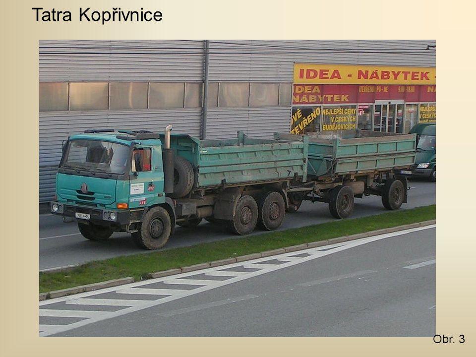 Tatra Kopřivnice Obr. 3