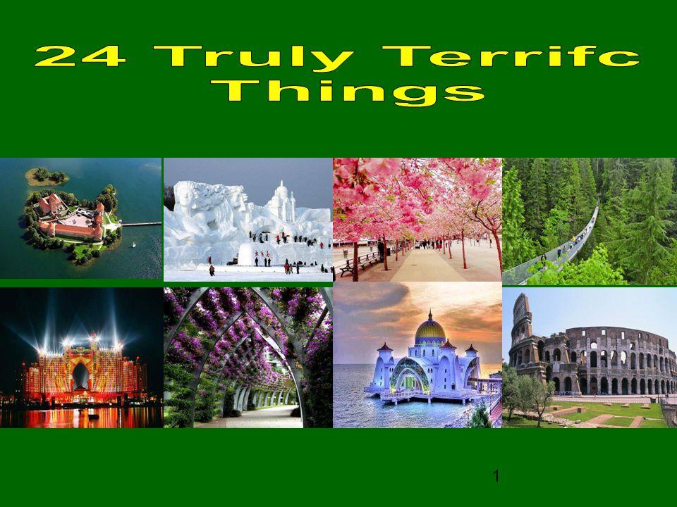 24 Truly Terrifc Things