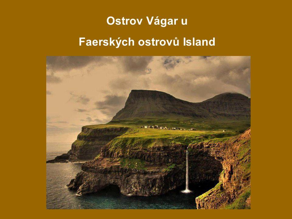 Faerských ostrovů Island