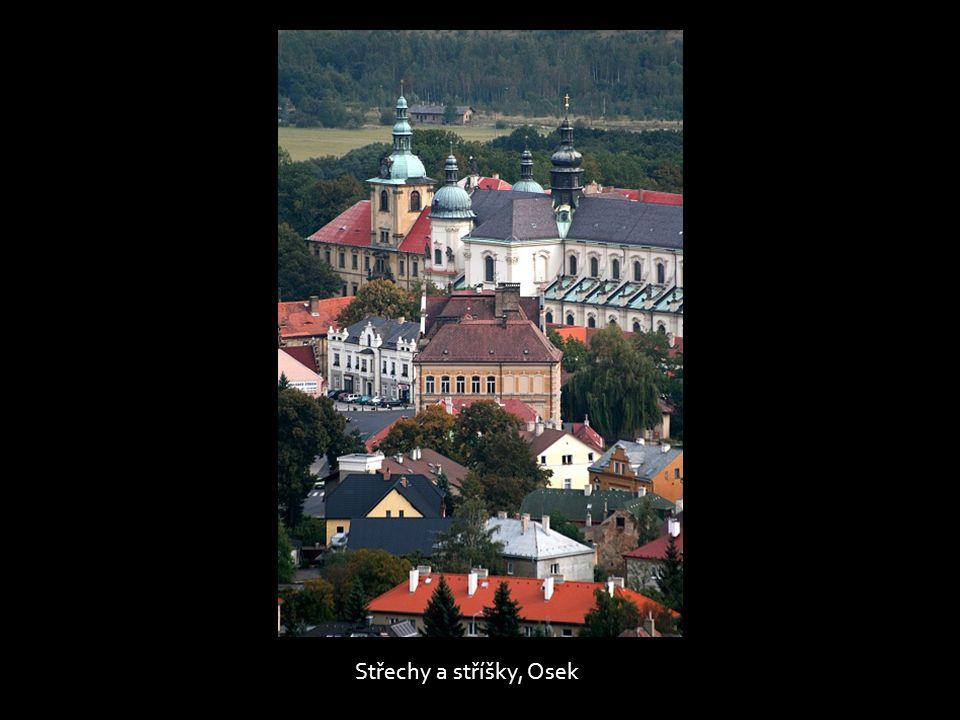 Střechy a stříšky, Osek