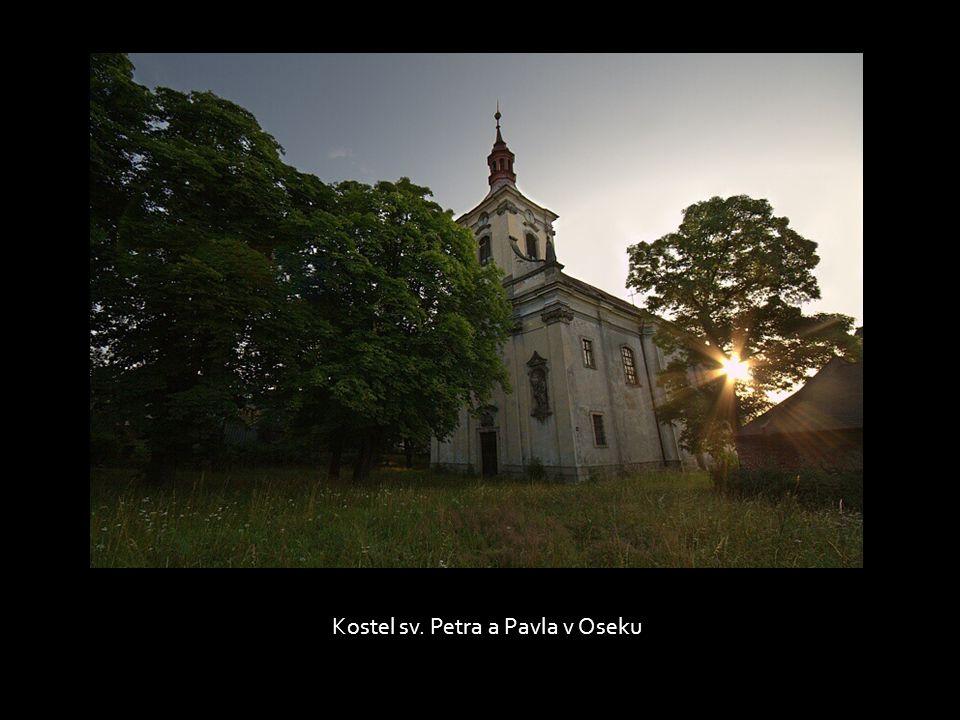 Kostel sv. Petra a Pavla v Oseku