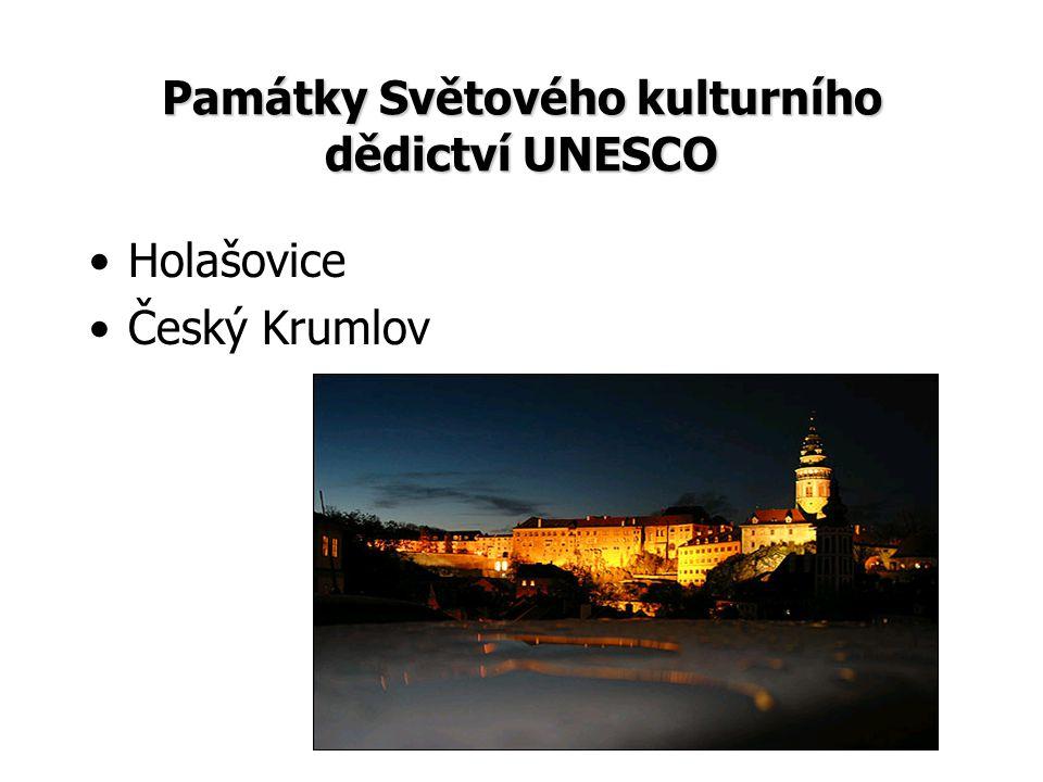 Památky Světového kulturního dědictví UNESCO