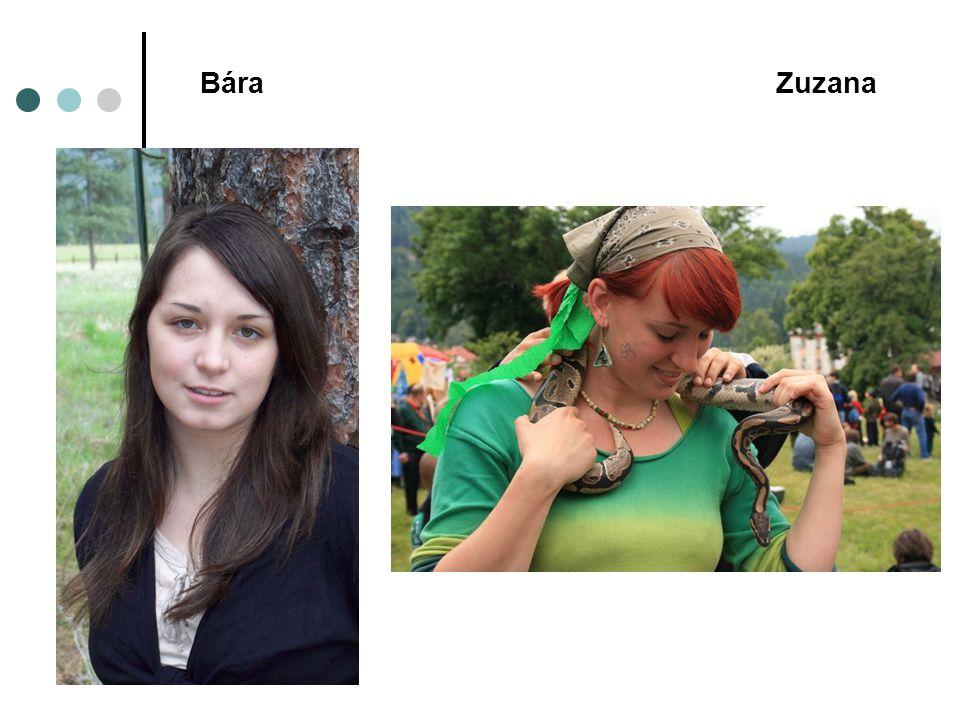 Bára Zuzana