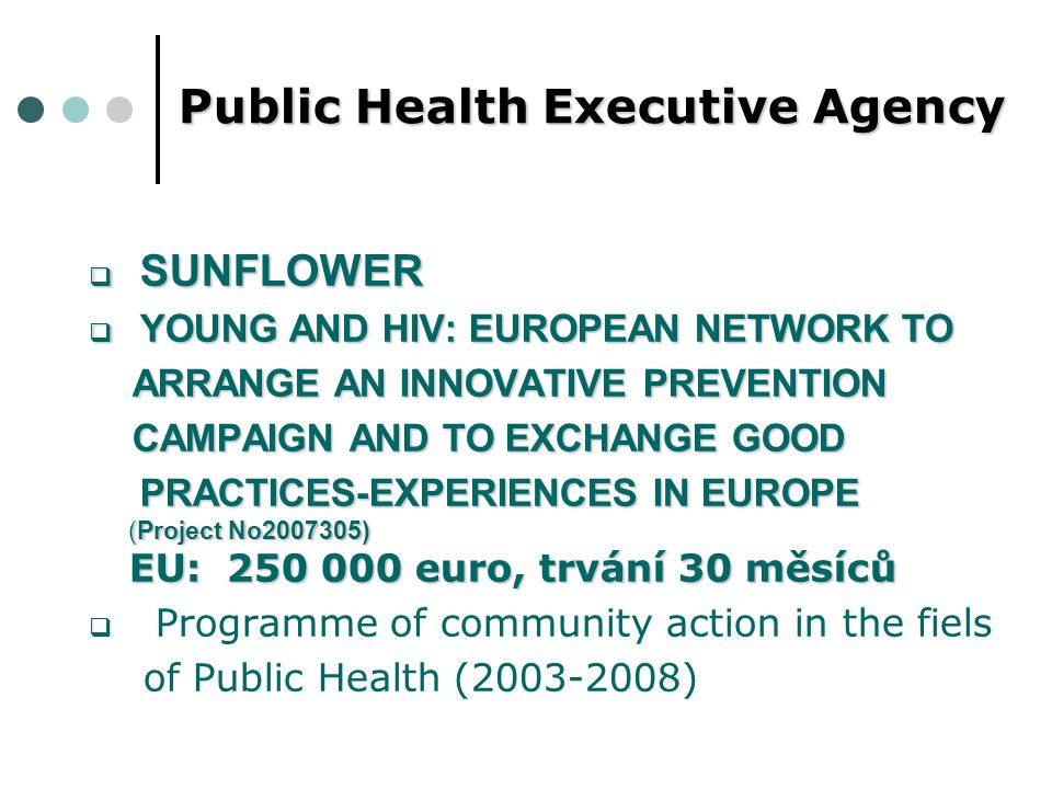 Public Health Executive Agency