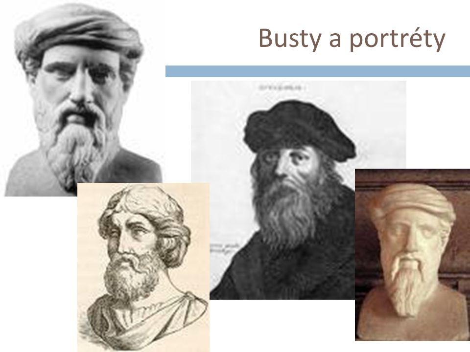 Busty a portréty