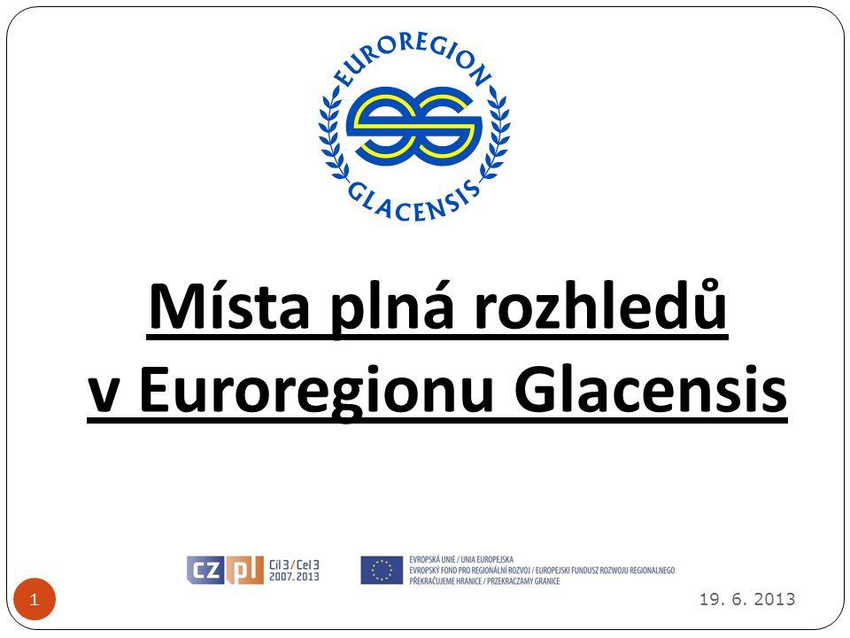 Místa plná rozhledů v Euroregionu Glacensis