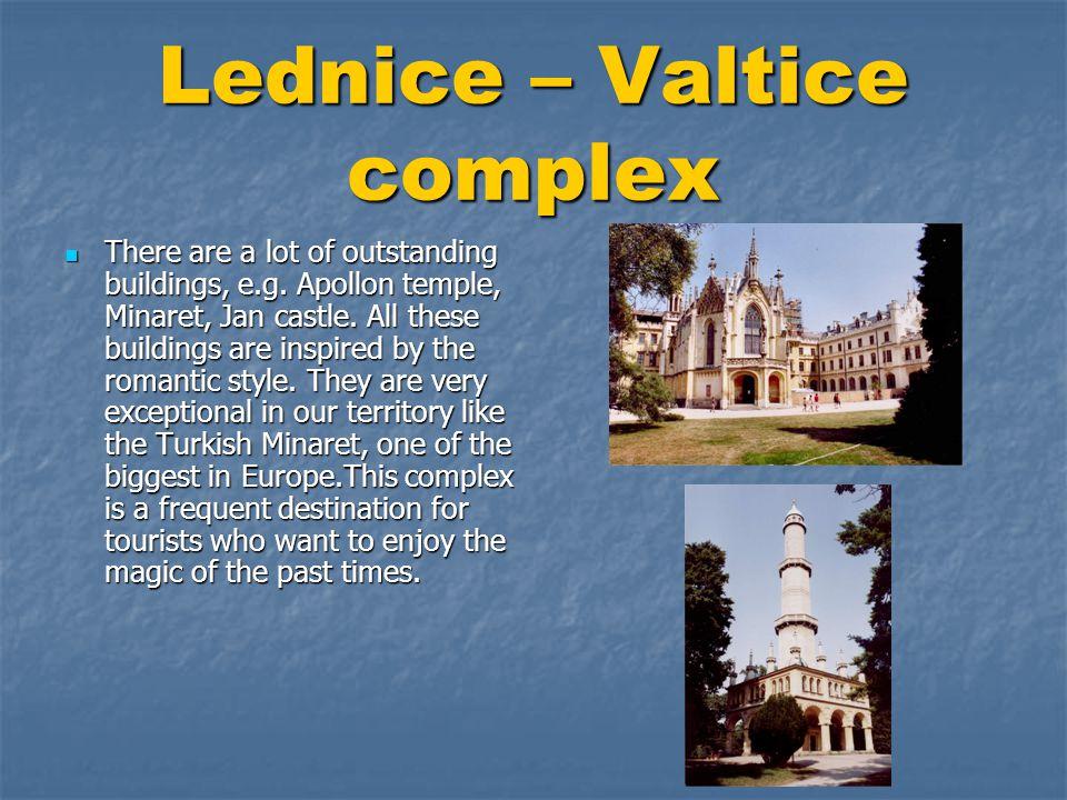 Lednice – Valtice complex