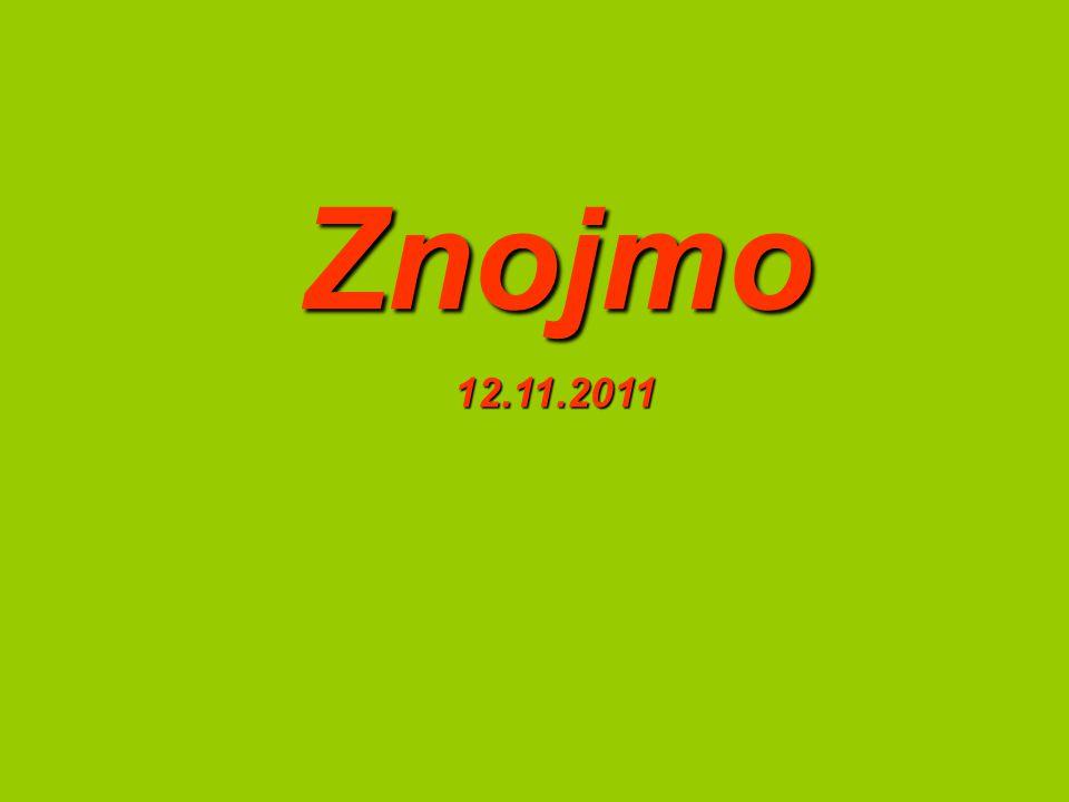 Znojmo 12.11.2011