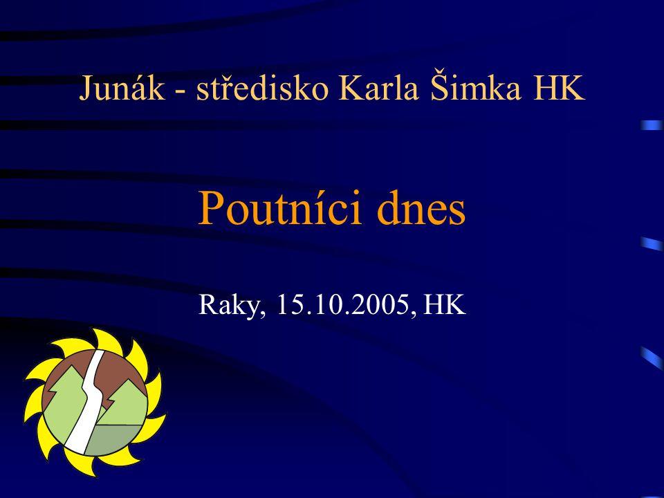 Junák - středisko Karla Šimka HK