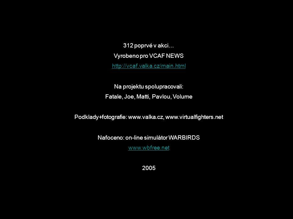 Na projektu spolupracovali: Fatale, Joe, Matti, Pavlou, Volume
