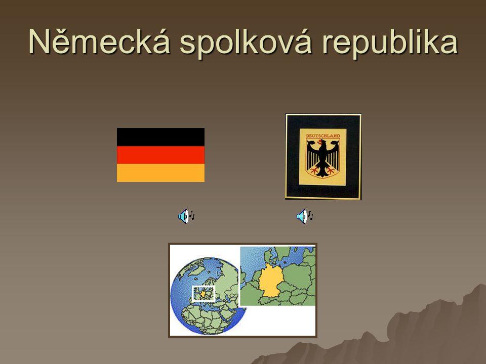 Německá spolková republika