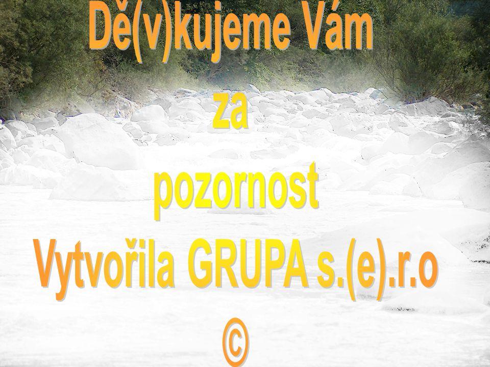 Vytvořila GRUPA s.(e).r.o