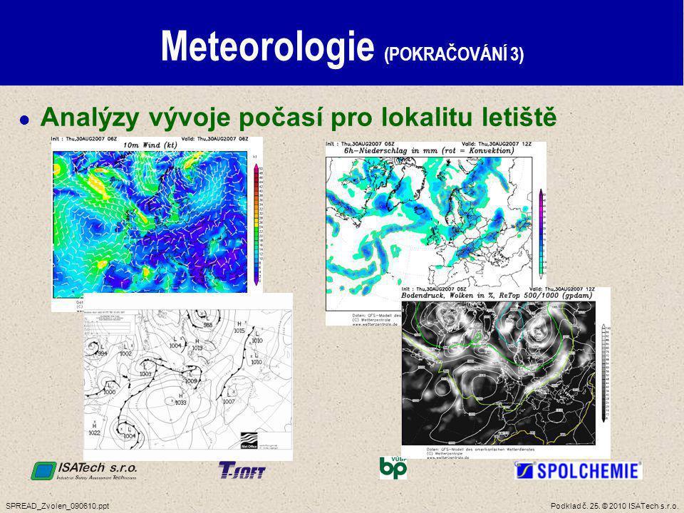 Meteorologie (POKRAČOVÁNÍ 4)