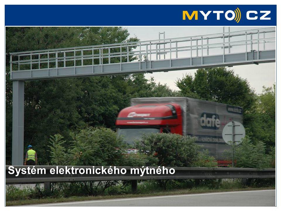 Systém elektronického mýtného