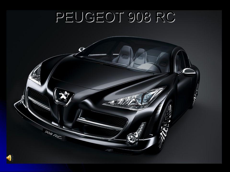 PEUGEOT 908 RC
