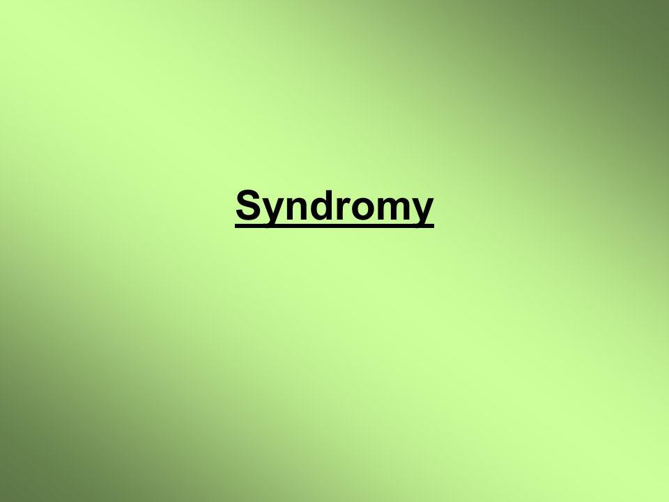 Syndromy