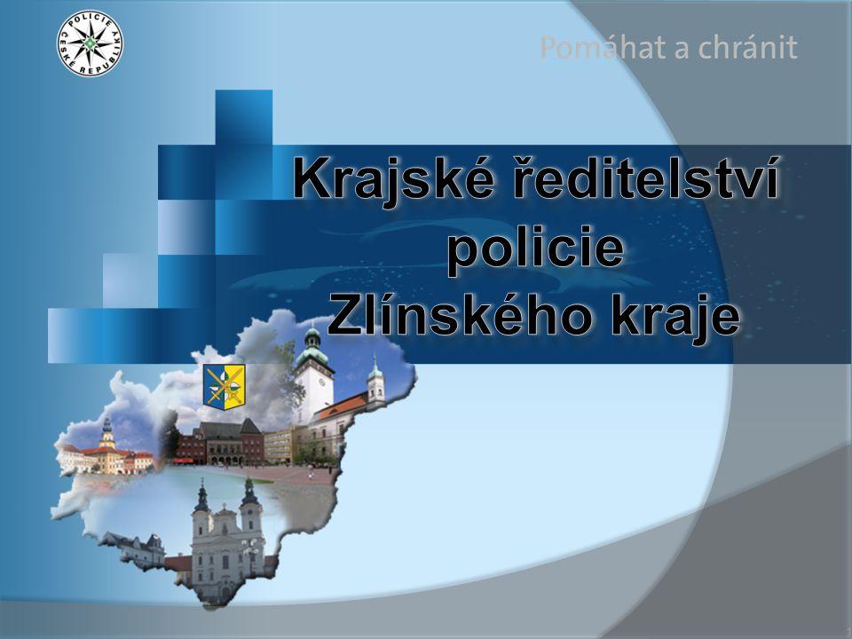 Krajské ředitelství policie Zlínského kraje