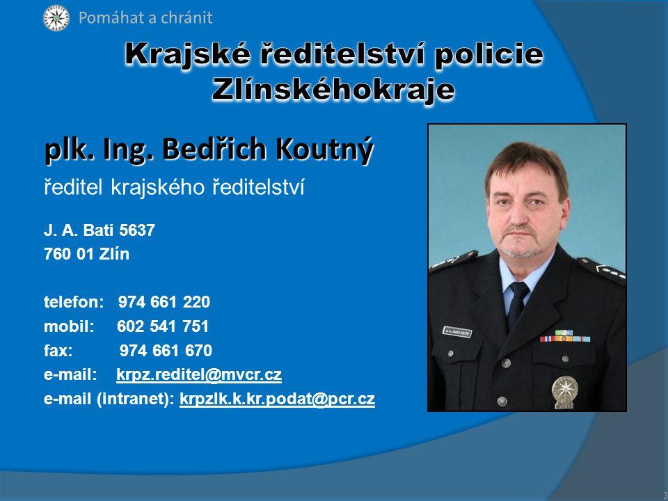 Krajské ředitelství policie Zlínskéhokraje