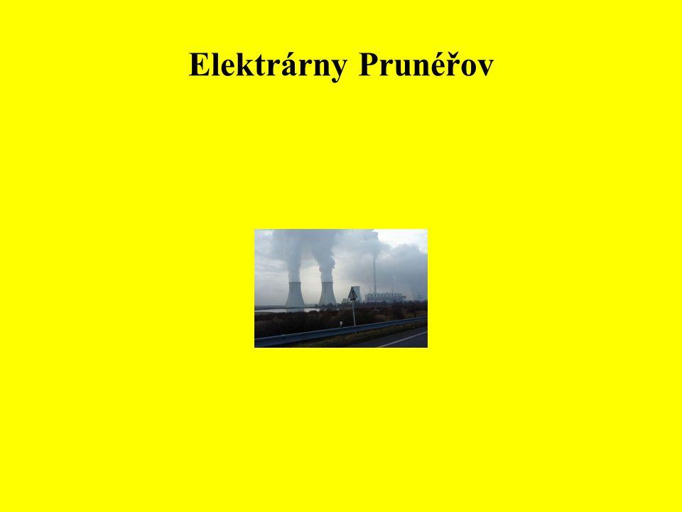 Elektrárny Prunéřov