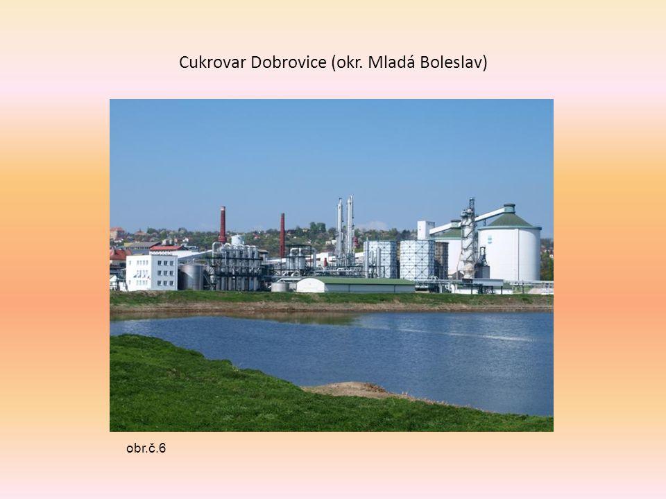 Cukrovar Dobrovice (okr. Mladá Boleslav)