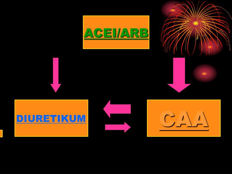 ACEI/ARB DIURETIKUM CAA