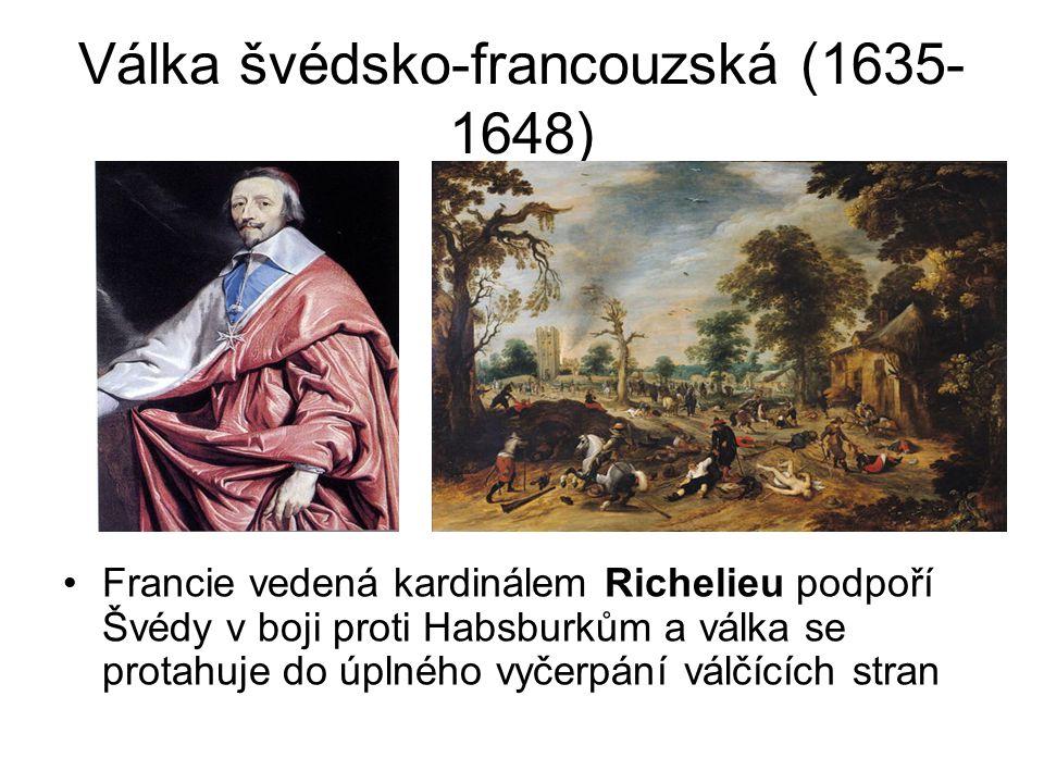 Válka švédsko-francouzská (1635-1648)