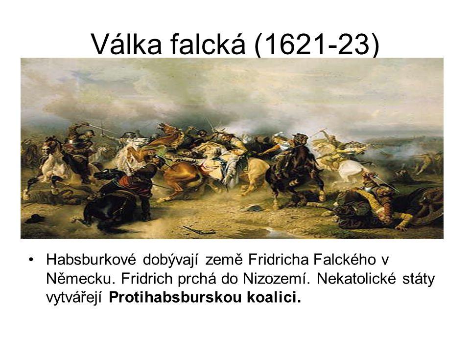 Válka falcká (1621-23)