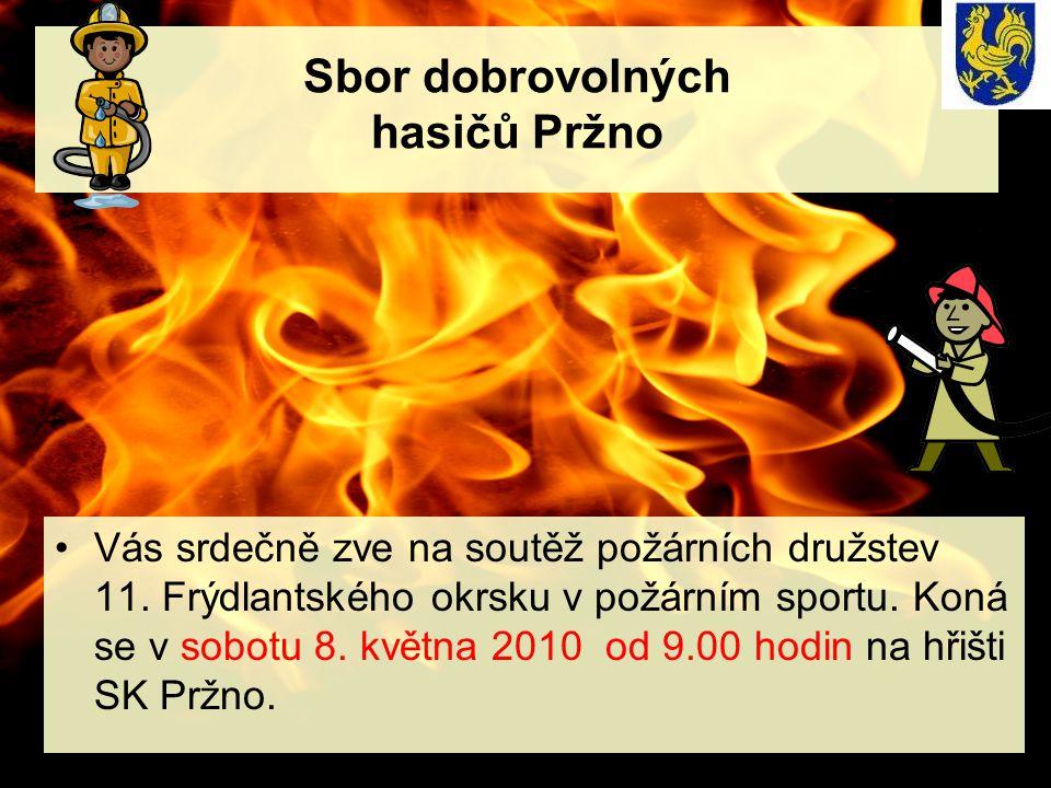 Sbor dobrovolných hasičů Pržno