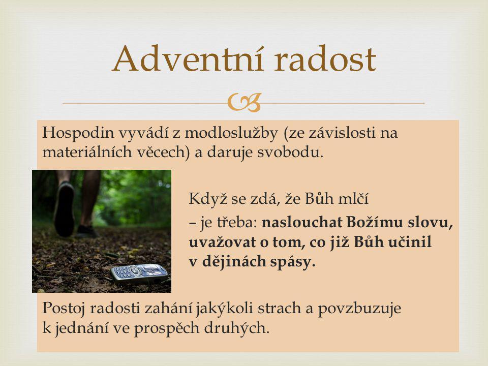 Adventní radost