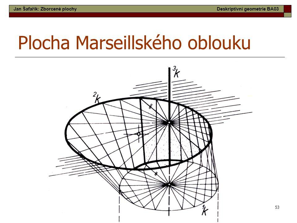 Plocha Marseillského oblouku
