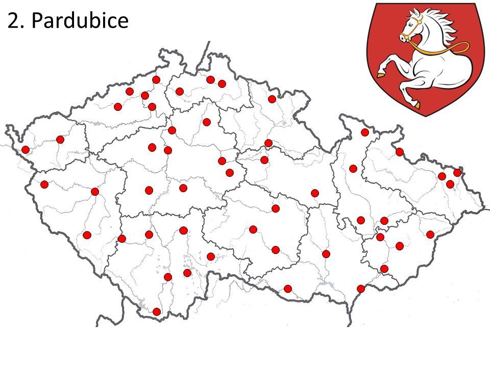 2. Pardubice