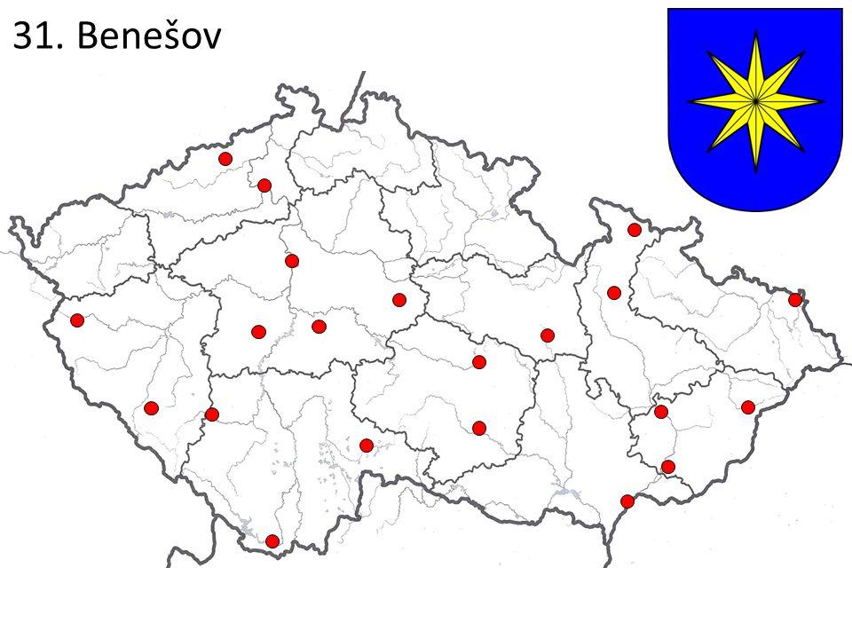 31. Benešov