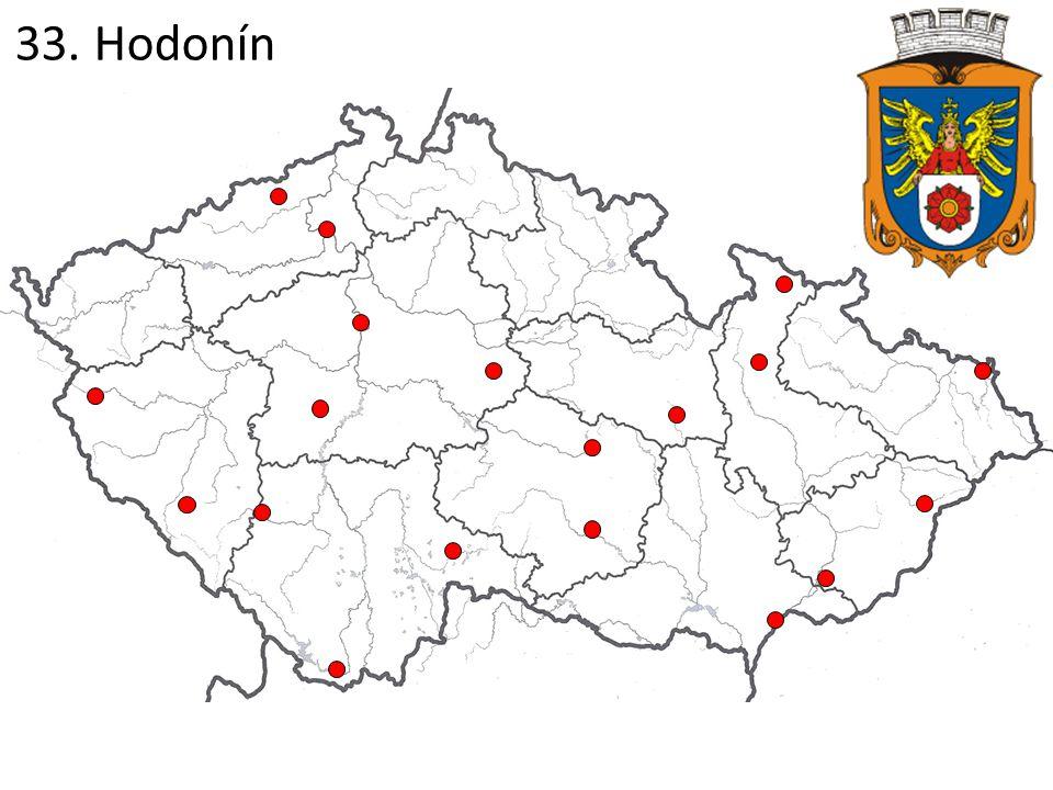 33. Hodonín