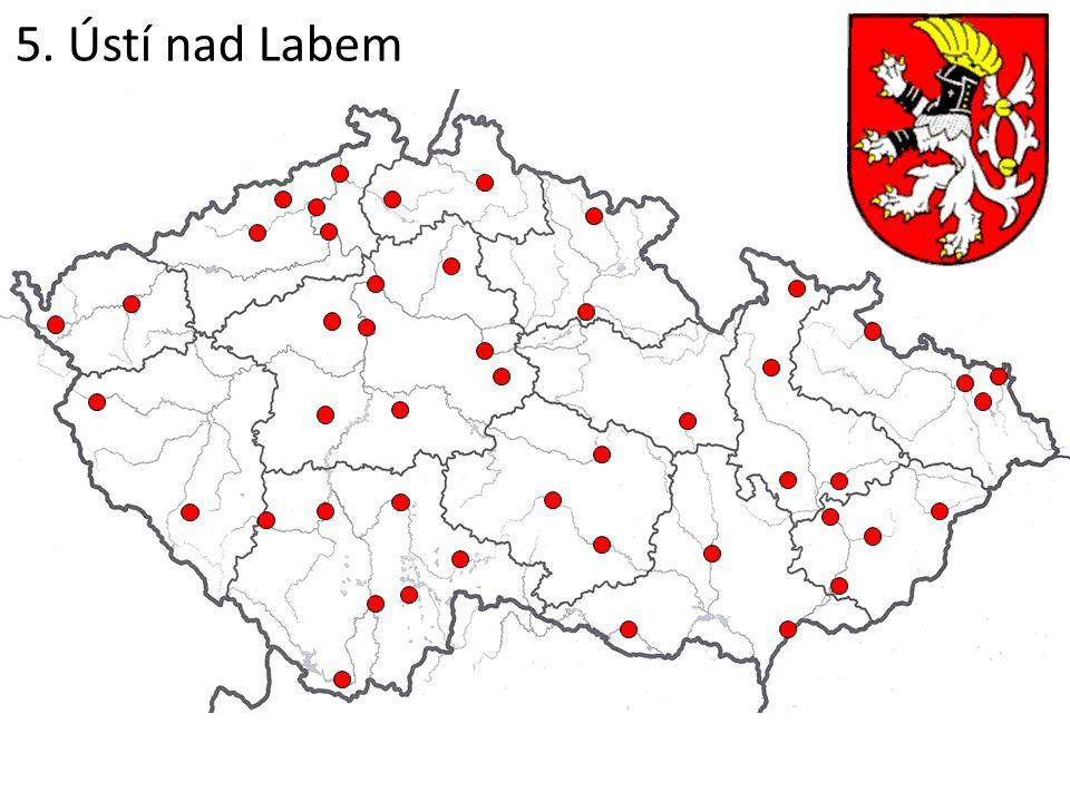 5. Ústí nad Labem