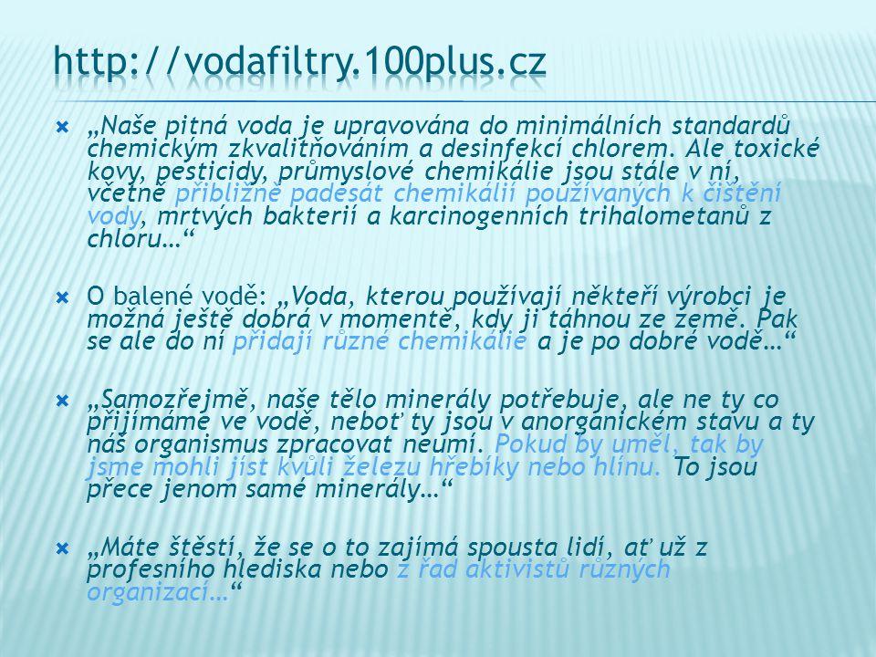 http://vodafiltry.100plus.cz