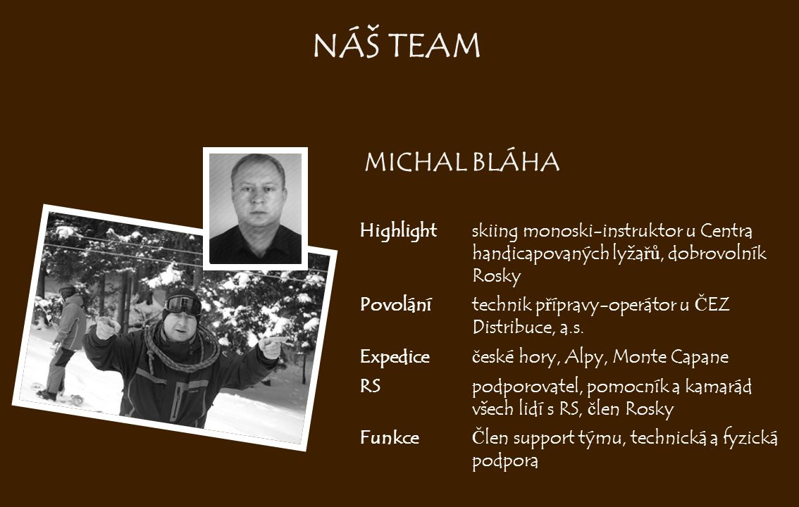 NÁŠ TEAM MICHAL BLÁHA Highlight