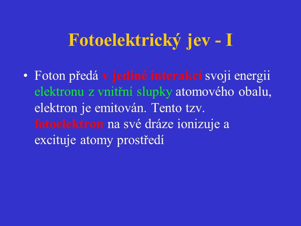 Fotoelektrický jev - I