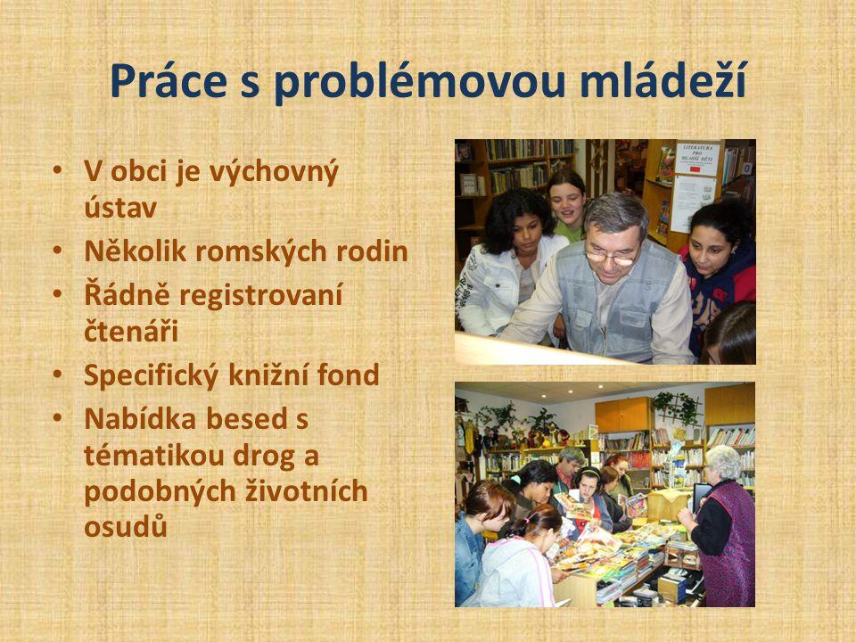 Práce s problémovou mládeží