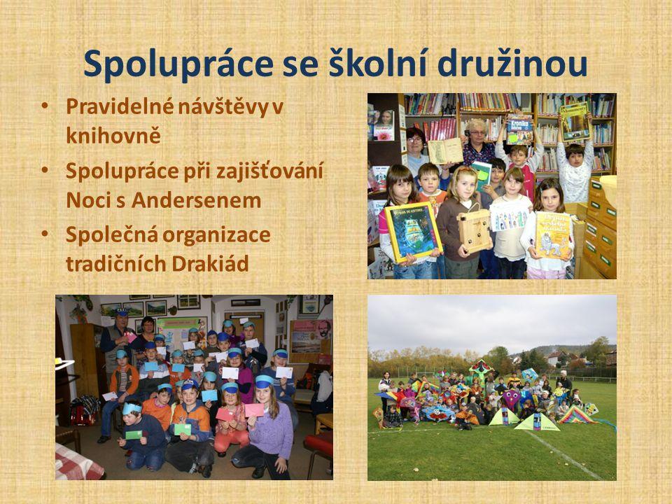 Spolupráce se školní družinou