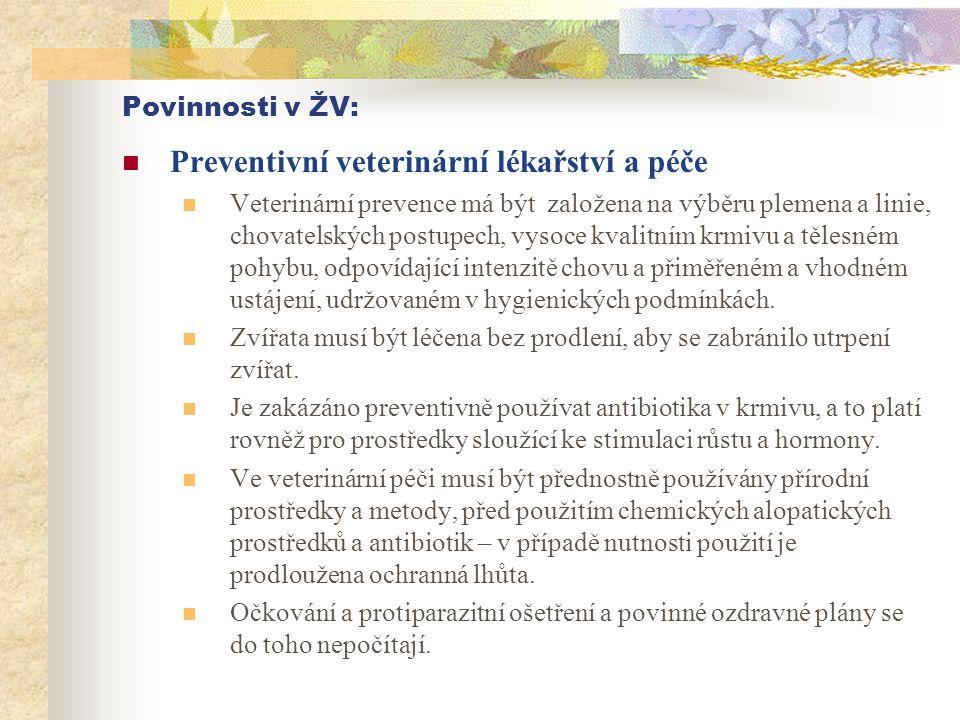 Preventivní veterinární lékařství a péče