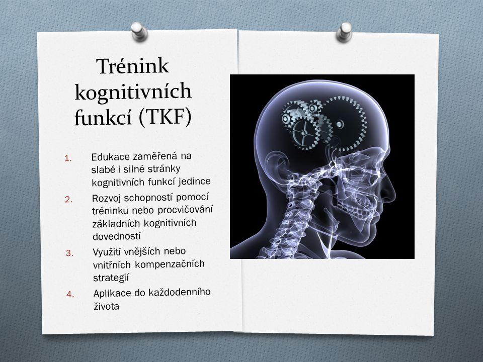 Trénink kognitivních funkcí (TKF)