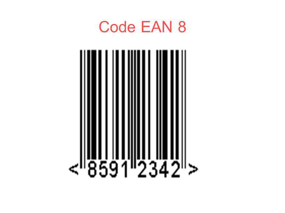 Code EAN 8